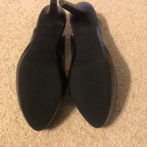 Guess Shoes - Guess slingback black pumps (size 10)